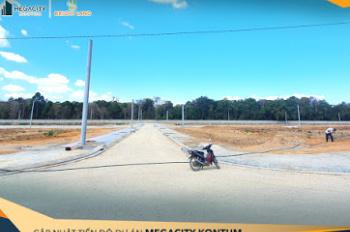 Đầu tư ngay đất biệt thự tại Mega City Kon Tum với 370 triệu - LH 0905009771