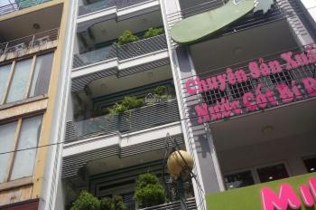Bán nhà mặt tiền Hậu Giang - Mai Xuân Thưởng, P2, (4mx18m) 4 lầu giá 19 tỷ 500 thương lượng