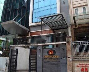 Cho thuê Nhà Ngõ Lê Văn Lương-80m,5 tầng,có thang máy,điều hoà (nhận nhà luôn)