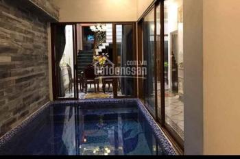 Bán nhà 3 tầng đường Phạm Như Xương, Liên Chiểu, Đà Nẵng - có hồ bơi, giá cực rẻ