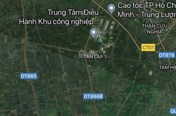 Gia đình cần bán 12 mẫu đất vườn, xã Phước Lập, Tân Phước, TG - 0988256968 Hải - giá: 200tr/1.000m2