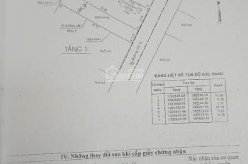 Bán nhà đất xã Xuân Thới Sơn, Hóc Môn, diện tích 480m2 có 300m2 đất thổ cư
