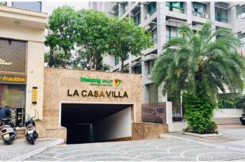 Bán gấp Biệt thự La Casa Villa- 25 Vũ Ngọc Phan. Vị trí đắc địa. Cho thuê hơn 100tr/tháng