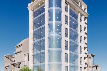 Bán tòa nhà 9 tầng lô góc mp Hàng Chuối- Hai Bà Trưng-dt 230m2, Mt 11m