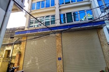 Bán Tòa văn phòng Kim Giang 120m2 x 7 Tầng, MT 10m, Thang máy, thuê 70tr/tháng