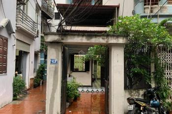 Bán nhà đất Tô Vĩnh Diện ô tô vào tận cửa