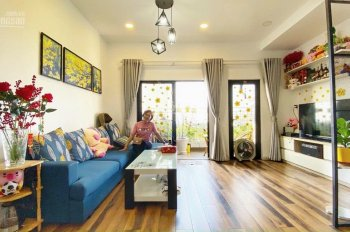 Chung Cư Hoàng Quốc Viêt- Quận 7. 70m2-  2 Phòng Ngủ -Nhà full Nội Thất. Giá 2.450. LH 0901311178