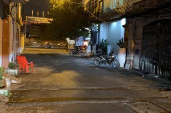 Cần cho thuê nhà 1 trệt, 1 lửng, 4m x 12m, đường Nguyễn Tất Thành, phường 18, Q4, giá 10tr/th