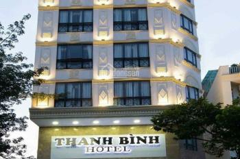 Bán khách sạn mặt tiền Trần Trọng Cung,Quận 7 giá 76 tỷ