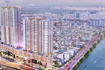 Cập nhập căn hộ River Gate giá siêu tốt: Officetel 1.85 tỷ, 2PN giá 4,8 tỷ, 3PN giá bán 6.2 tỷ