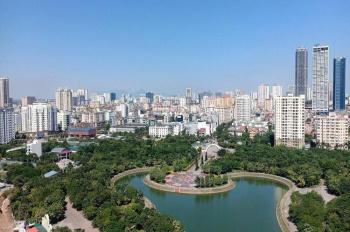 Bán căn hộ cao cấp Luxury Park View ban công đông nam nhìn công viên Cầu Giấy tầng đẹp