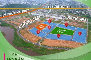 Nhận giữ chỗ ưu tiên đất nền biệt thự ven sông giữa đại lộ trung tâm Quảng Ngãi, giá chỉ từ 13tr/m2