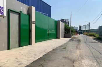 Cho thuê nhà xưởng 1700,8 m2 An Phú Đông, Quận 12, TP. HCM
