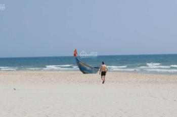 Bán 310m2 mặt biển Hạ Thanh, gần bãi tắm, có nhà cấp 4, đường trước mặt 4m là kè biển