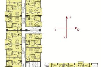 Bán căn hộ đẹp tòa B Đại Kim Building - Căn 2 ngủ 2WC - tầng đẹp - 69.8m2 sổ chính chủ - 1.69 tỷ