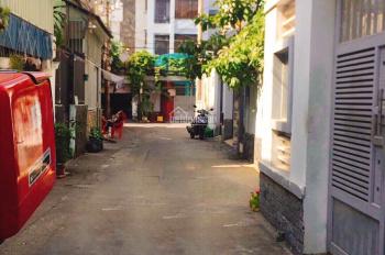 Nhà cấp bốn 3.9x19m, chỉ 77tr/m2 hẻm Trần Bình Trọng