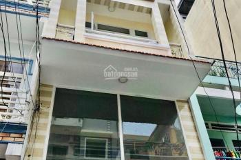 Bán nhà 3 lầu ST Mặt tiền đường số cách Chợ Tân Mỹ chỉ 30m, P.Tân Phú.Q7. DT:4x15m. 0901100979)