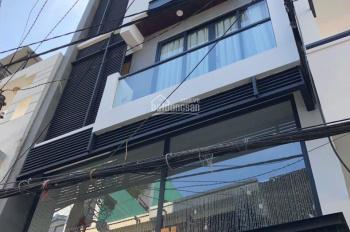 Bán tòa căn hộ dịch vụ 27 phòng thu nhập trên 70 triệu/tháng, đường Lê Văn Huân, Tân Bình DT 5x28m