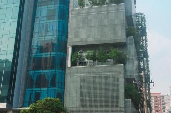 Bán Building góc 2 MT Pasteur, P. Nguyễn Thái Bình, Q1. DT: 8x20m, hầm, 10 tầng, 1118m2 sàn