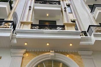 Nhà mới HXT đẹp lung linh đường Nguyễn Oanh, P6, Gò Vấp