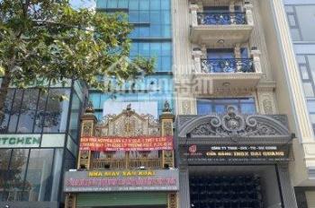 Bán nhà mặt tiền 294 đường Nguyễn Thiện Thuật, Quận 3. DT: 6x22m, giá 55 tỷ bán