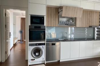 Cho thuê căn hộ cao cấp 3 ngủ ngõ 140 Ngọc Thụy: DT 88m2, nội thất nhập khẩu của Pháp, 12 tr/th