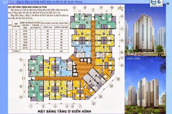 Bán nhanh căn hộ 13 chung cư Thạch Bàn Long Biên. DT: 66m2. giá 1.550 tỷ. LH: 0936183215