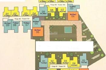 Cần bán căn hộ Habitat 58m2 ngay Vsip1- Aeon Mall Bình Dương giá rẻ LH 0896998129