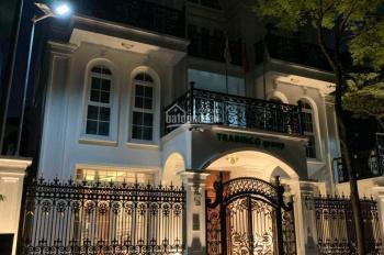 Tôi bán căn BT 4 tầng lô góc 2 măt tiền tại KĐT Yên Hòa, DT đất 300m2, nhà mới, full đồ. Giá 73 tỷ