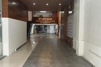 Chính chủ cho thuê nhà 142 mặt phố Trung Hòa, DT 200m2, MT 5,5m, LH: 0987625181