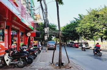 Bán nhà mặt phố Khương Đình, Thanh Xuân, 75m2, view sông, kinh doanh sầm uất, 15.3 tỷ