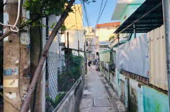 Chủ nhà đang cần tiền bán gấp nhà nở hậu 2 căn góc 2 mặt tiền view cầu Thuận Phước bao đẹp