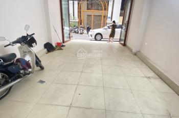 Cho thuê nhà Ngụy Như Kon Tum 60m2*4T, nhà mới, ngõ ô tô rộng, gần mặt phố, giá 20tr/th