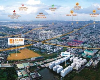Exclusive Stock For Foreigners At Akari City Project Contact