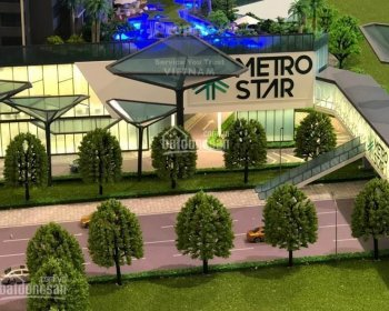 Metro Star Project In Ho Chi Minh City
