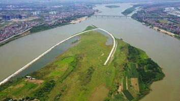 Đồ án quy hoạch phân khu đô thị sông Hồng - động lực mới của thị trường BĐS