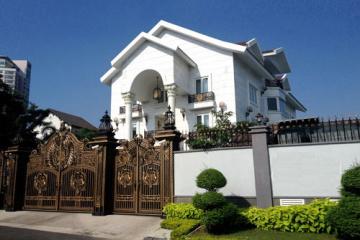 Nhà liền kề, biệt thự Thủ Thiêm Villa