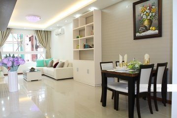 Căn hộ Central Plaza - 91 Phạm Văn Hai