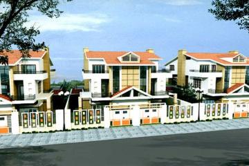 Nhà phố Vĩnh Hòa