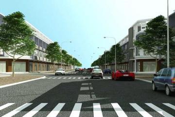 Nhà phố Phú Ân Nam 2