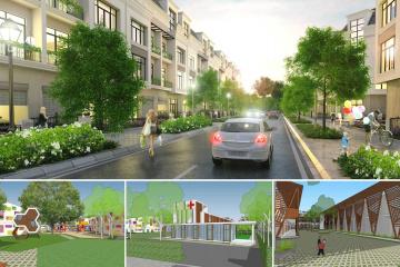 Nhà phố Cát Tường Phú Sinh Eco City
