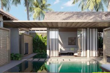 Biệt thự Kem Beach Resort