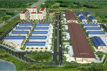 Khu công nghiệp Bắc Phú Cát - Hà Nội