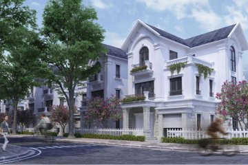 Biệt thự Thuần Nghệ Green City