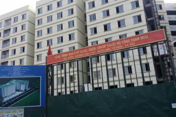 Khu nhà ở Bộ Tổng tham mưu