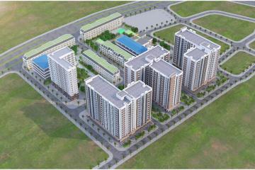 Nhà ở xã hội huyện Thuận Thành