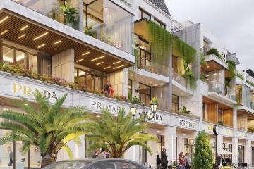 Shophouse Phú Điền Residences