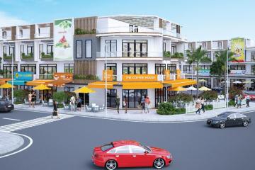 Nhà phố thương mại Saigon West Broadway