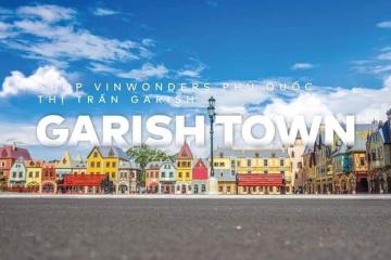 Shop thị trấn Garish