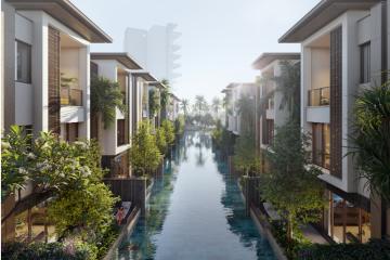 Biệt thự Sông Thu - Row Villa